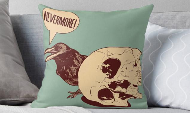 Il cuscino da divano