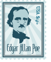Francobollo Poe
