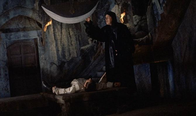 Il pozzo e il pendolo (1961)