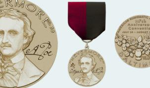 Medaglia per Poe