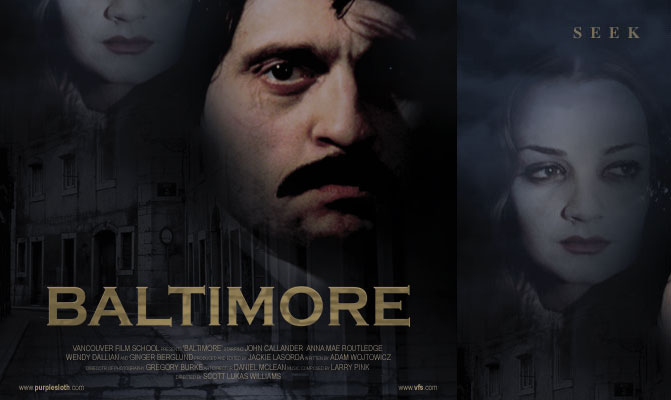 Locandina film Baltimore