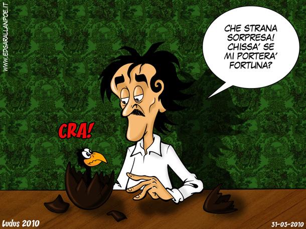 Vignetta su Poe