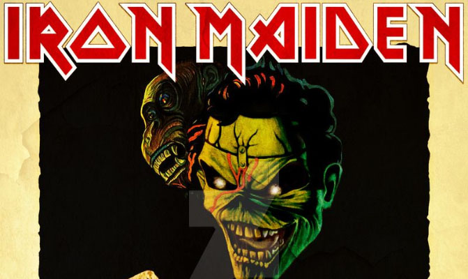 Murders In The Rue Morgue - Iron Maiden