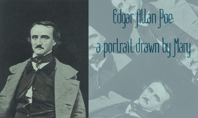 Un ritratto di Edgar Allan Poe