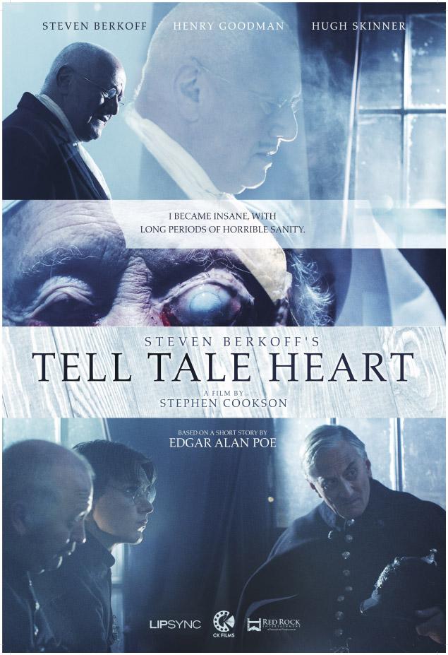 Locandina Tell Tale Heart