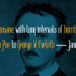 Citazioni dai racconti di Edgar Allan Poe