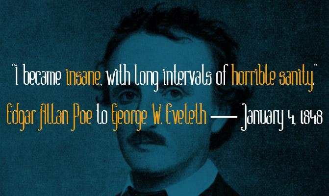 Frasi Famose Edgar Allan Poe.Citazioni Dai Racconti Di Edgar Allan Poe