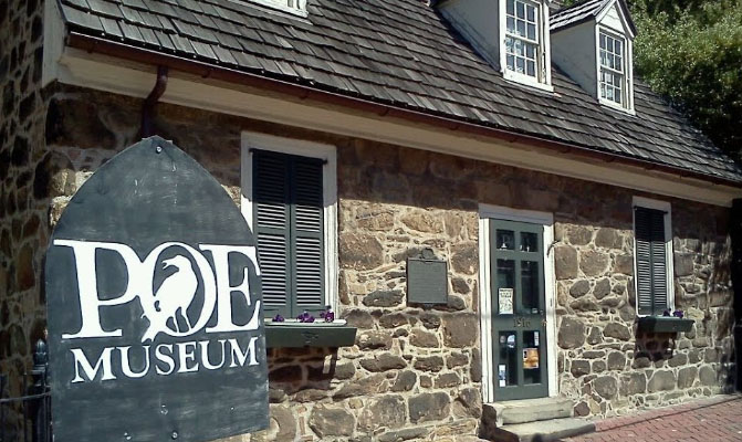 Poe Museum di Richmond