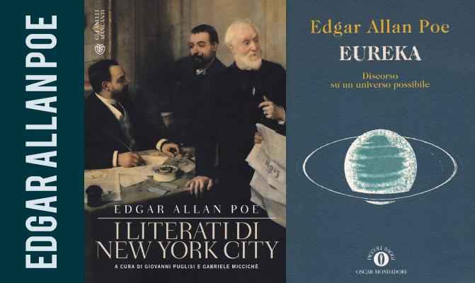 2 libri poco conosciuti di Poe