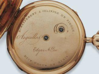 Orologio di Poe