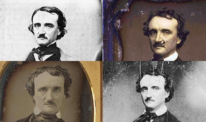 I ritratti di Poe