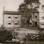 La casa di campagna in cui visse Poe, oggi scomparsa