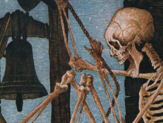 I disegni di Brunetto Faggioli dedicati ai racconti di Poe