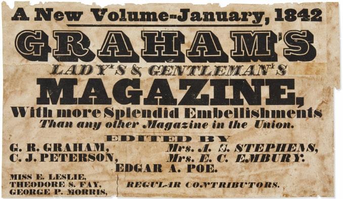 Volantino del 1842