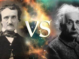 Edgar Allan Poe o Albert Einstein